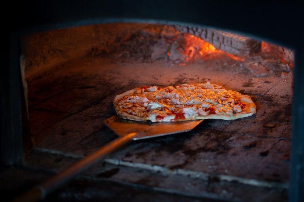 Pizza Night Food Ampfield Golf Club Hampshire