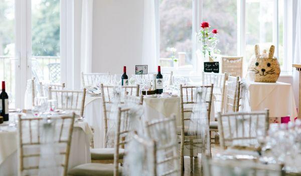 Weddings Ampfield Golf Club Hampshire